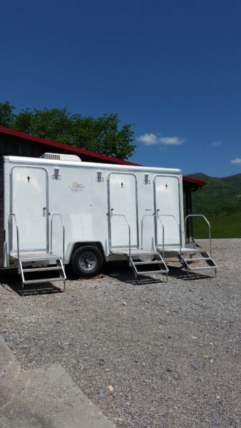 Rest Room 3 Stall Shower Trailer 2